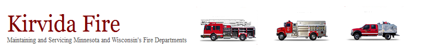 Fire Engine Maintenance For Minnesota and Wisconsin – Kirvida Fire
